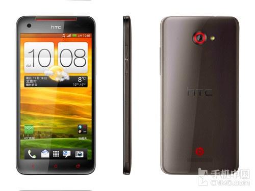 1080p四核+WP8双核 HTC发布多款智能机