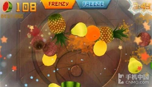 【水果忍者攻略】Android版水果忍者攻略秘籍