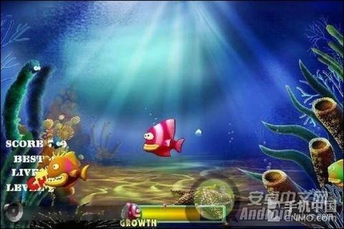 【愤大鱼吃小鱼 攻略】Android大鱼吃小鱼攻略秘籍