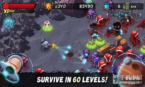 【怪物射击:失落破坏 攻略】Android怪物射击:失落破坏攻略秘籍