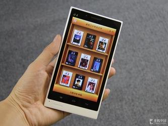 999元巨屏双核 读者手机i800娱乐体验
