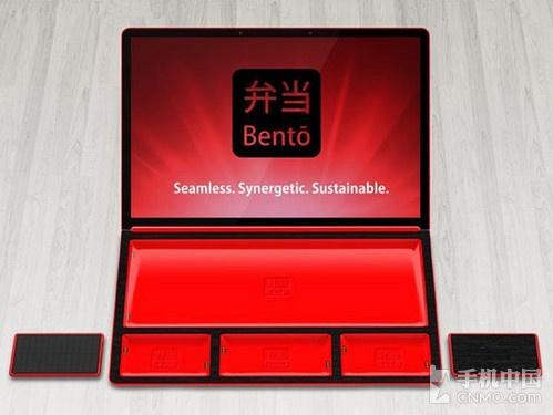微概念:Bento Book可拆可組的神器