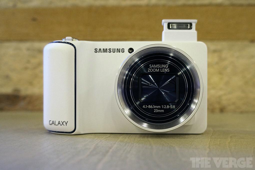 百变卡片相机 三星galaxy camera图赏