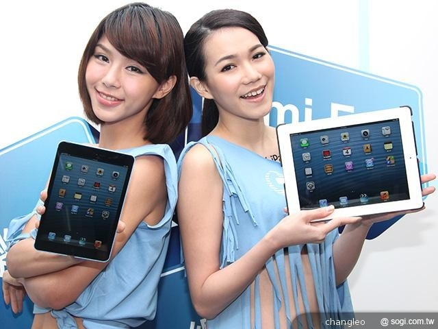 9寸轻薄便捷 苹果iPad mini麻豆图赏 手机图片 手机中国