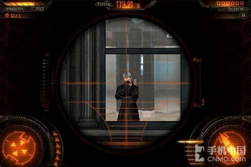 狙击手3d游戏截图