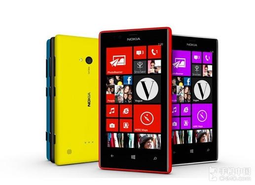 f/1.9大光圈蔡斯镜头WP8 Lumia 720发布