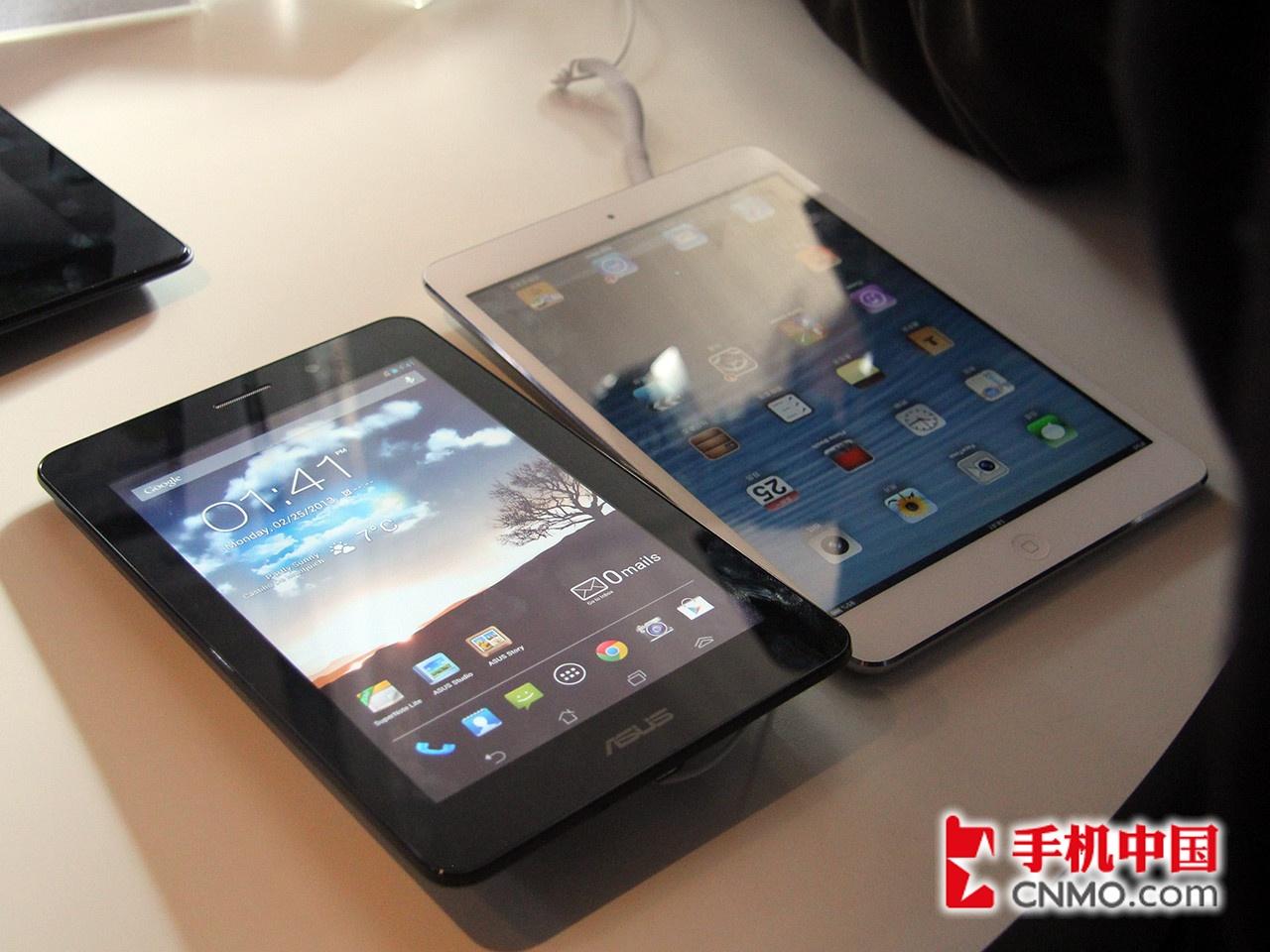 华硕手机怎么买_7英寸通话intel平板 华硕fonepad图赏- 手机 图片- 手机