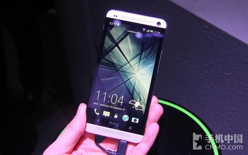 1080p巨屏四核新旗舰 HTC One现场体验