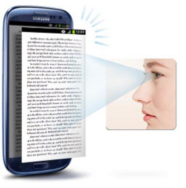 再添新功能 Galaxy S4可识别眼睛动作