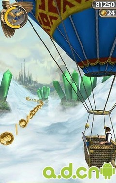 【神庙逃亡:魔境仙踪 攻略】Android版神庙逃亡:魔境仙踪 攻略秘籍
