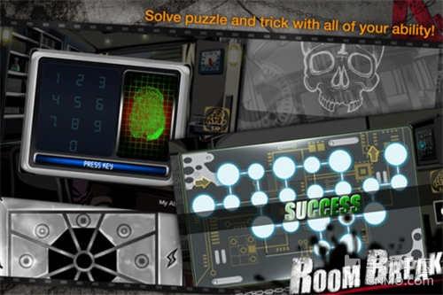 ...密室逃离的游戏与同类相比别具特色.不过这个游戏还是有比较...
