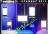 BB10全键盘屏幕更大 黑莓多款新机曝光