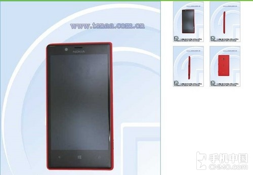 f/1.9超大光圈 移动版Lumia 720T将至