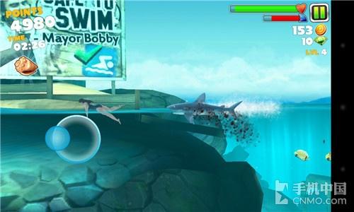 泄游戏有精品 饥饿的鲨鱼进化版试玩