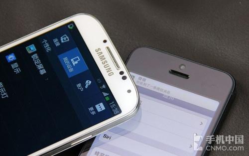 苹果5与三星s4�:/�_创新性强于iphone 5 三星galaxy s4体验