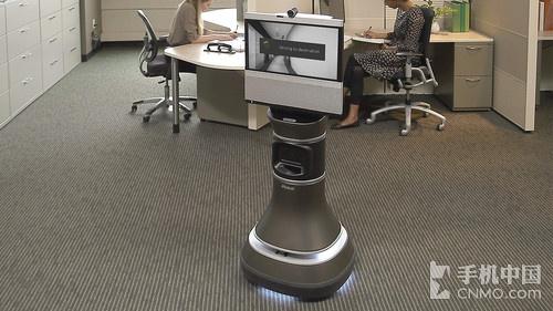 iRobot Ava 500�C器人老板的��力替身