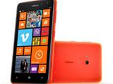 4.7英寸大屏WP8双核 Lumia 625正式发布