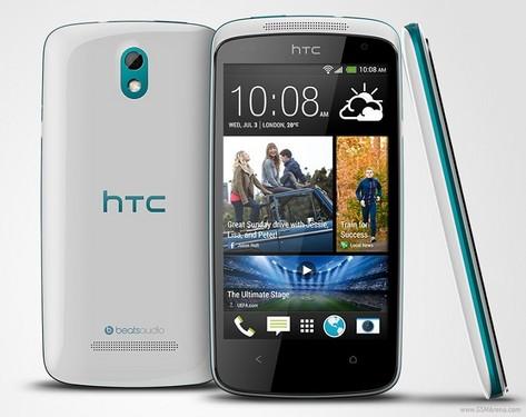 雙SIM卡四核 HTC Desire 500將登陸歐洲