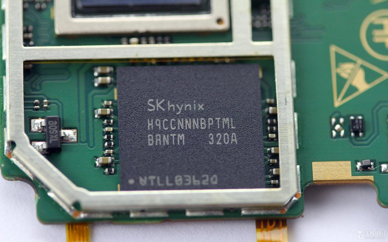 2gb容量sk海力士运行内存芯片