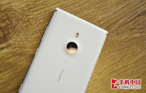 【图】白色wp8金属边框 诺基亚lumia 925图赏_手机触