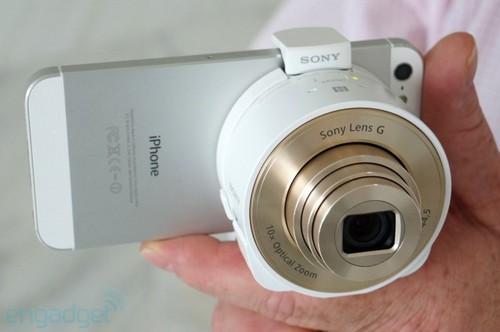 秒杀1020 索尼发布手机外置镜头