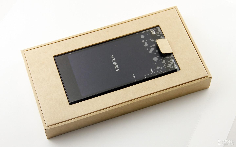 1999元小米3开箱图赏_ 手机 中国