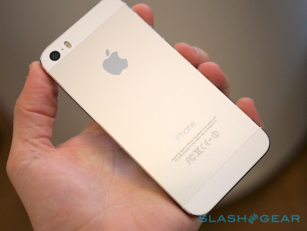 金属边框a7处理器 苹果iphone