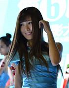 2013通讯展:手机中国展区showgirl图集
