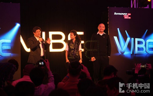 5英寸全高清屏强机 联想VIBE X国内发布
