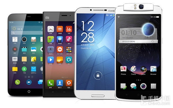 微机分:从OPPO N1看未来手机发展趋势第1张图