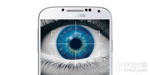 配眼睛扫描传感器 Galaxy S5新功能曝光