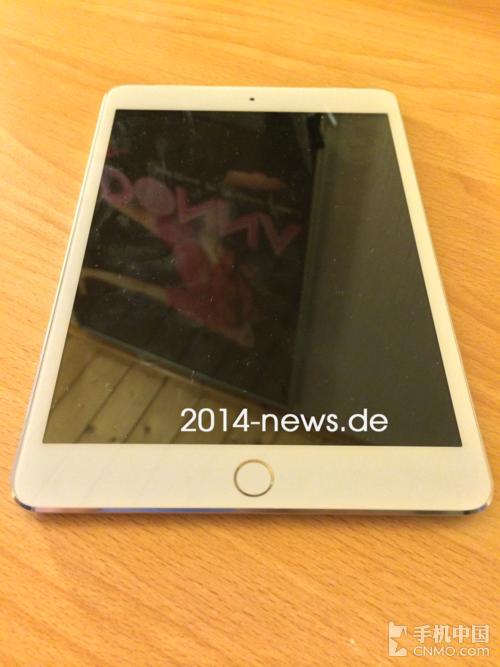 最新消息 iPad mini 2确定搭载指纹识别