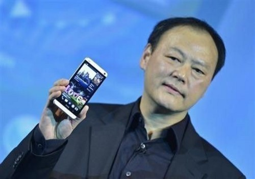 HTC回应高层变动传言 周永明仍为执行长