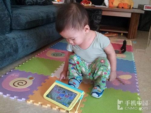 童趣十足的玩具 三星儿童平板体验评测 - 手机中国