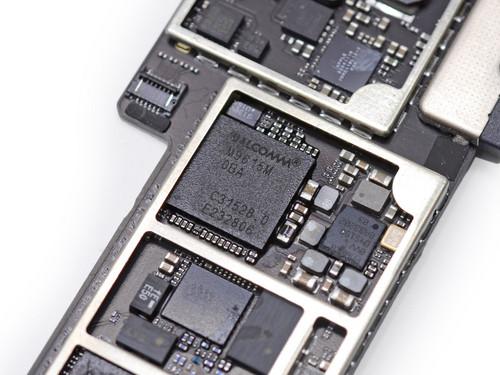 做工好修复难 苹果ipad air拆机