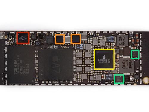 苹果ipad mini 2拆机