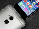 谁的指纹识别更好用 HTC One max对比5s
