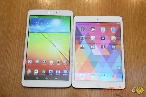 【图】四核安卓新平板 lg g tablet 8.3图赏_手机中国