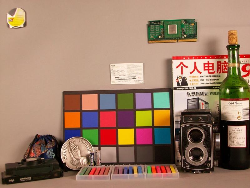 手机 能力/玩的就是专业 天语C700手机拍照能力专测(4/8)