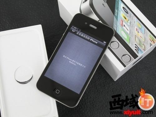 三网通用全新机 苹果iphone 4s售3160