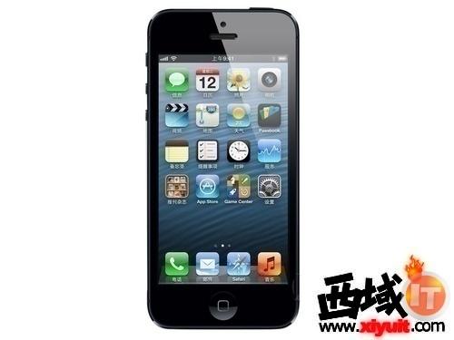 预存话费0元购 iPhone 5新春价4450元