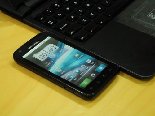 老款安卓稳定运行 摩托罗拉ME860促销图片