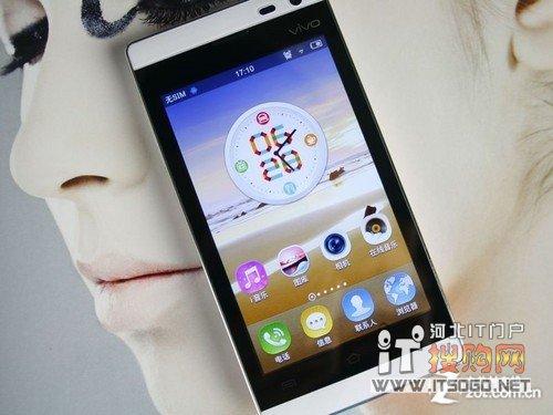 女士专属手机 步步高vivo S6售2198元